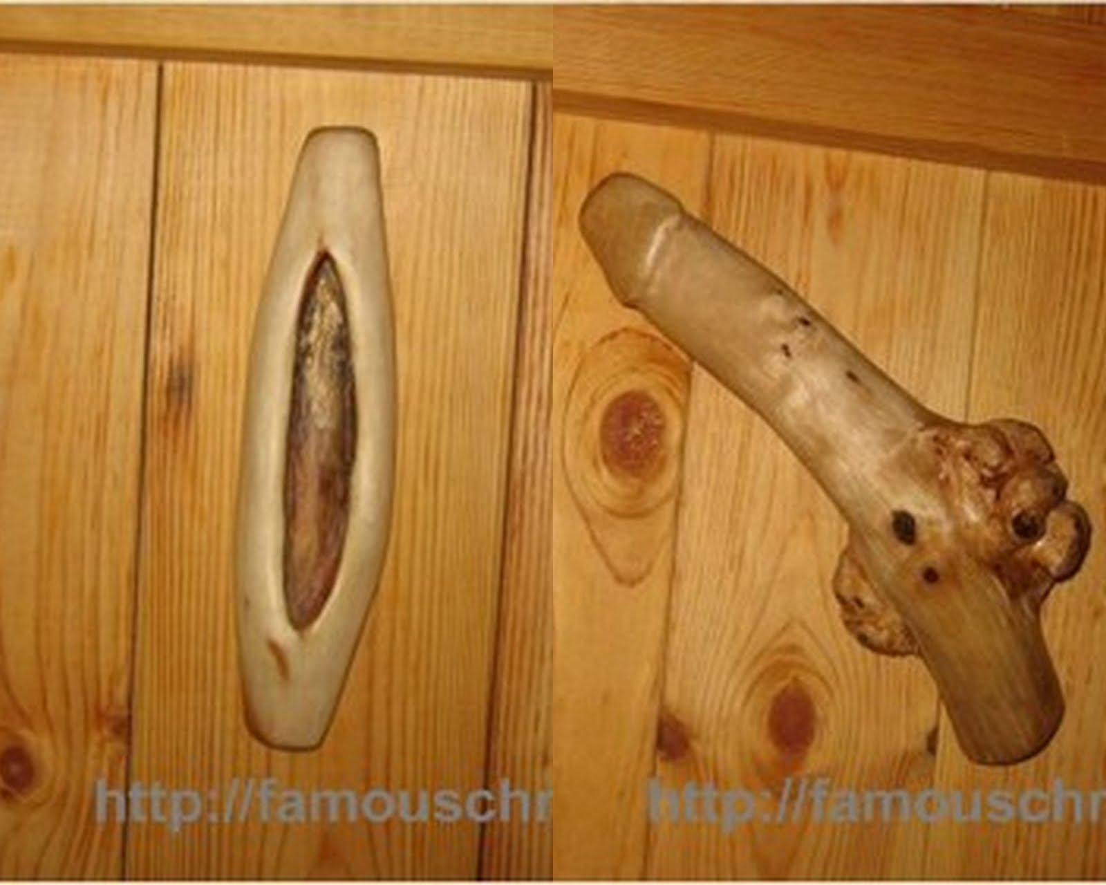 Дверь туалета на даче